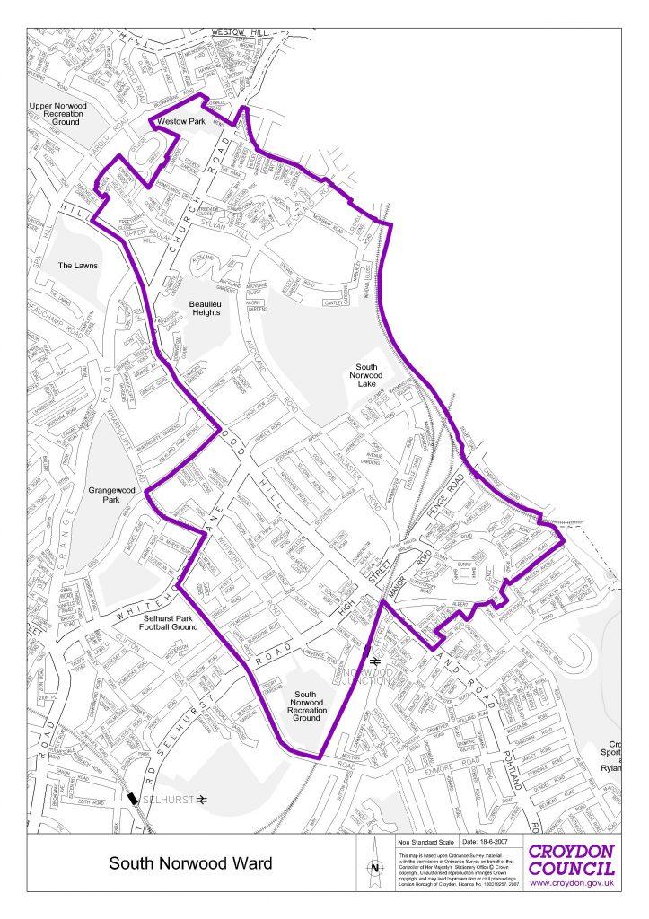 southnorwood_ward_map